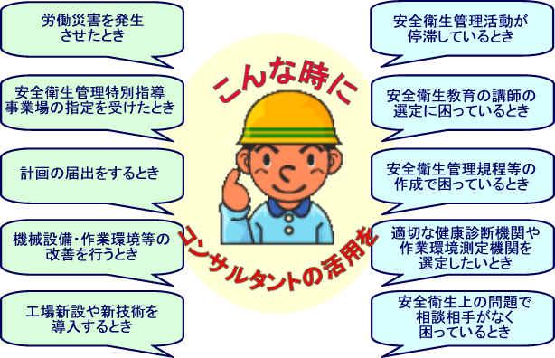 労働衛生コンサルタント